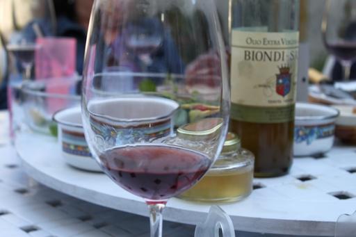 Primeira fotogarfia publicada no artigo Simplement Bourgogne