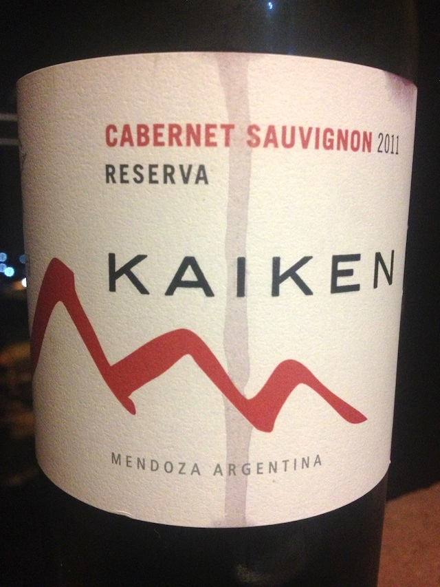 Kaiken_CS_Reserva2011