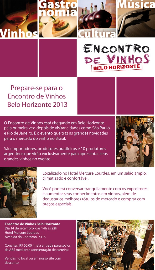 EncontroVinhosBH2013