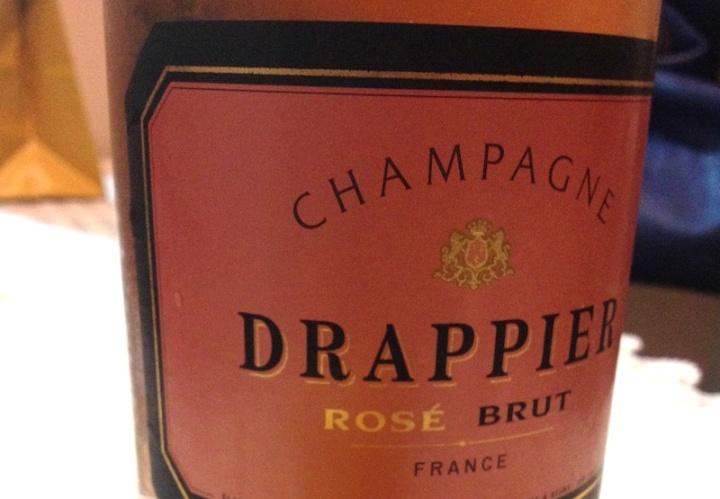 Champagne_Drappier_Rosé_Brut