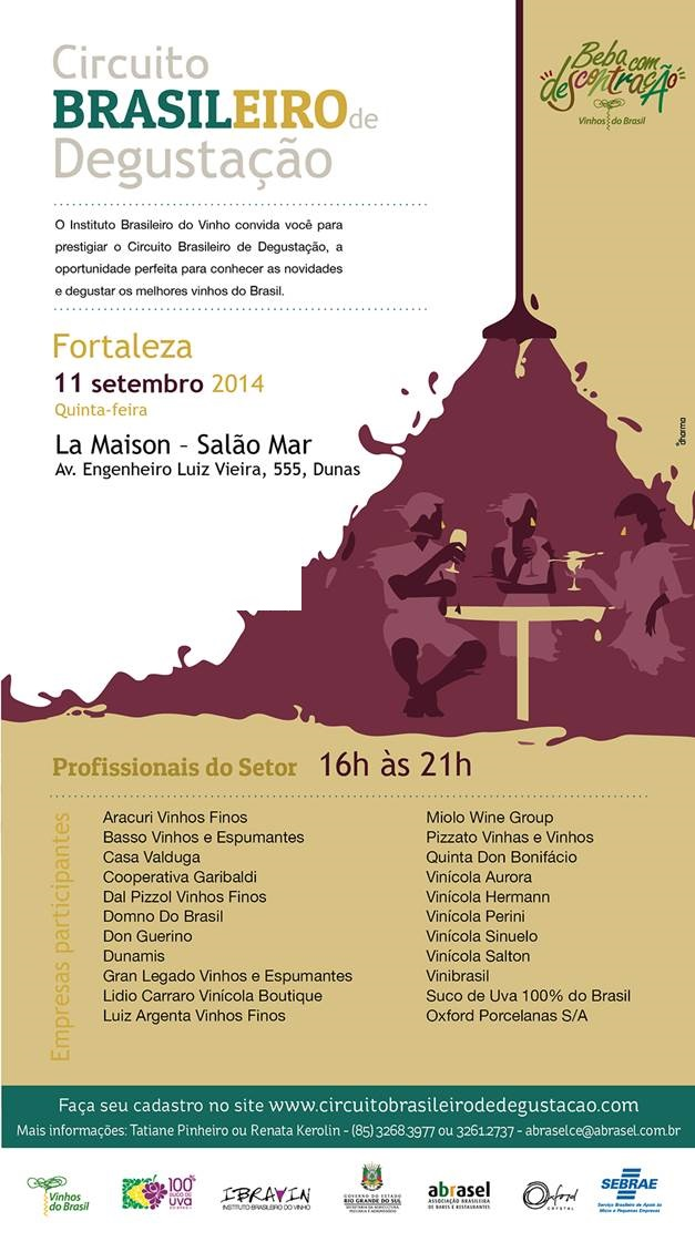 CircuitoBrasileiroDegustacaoFortaleza2014