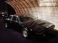 Ferrari Dino 1975 Foto: Evandro Silva