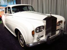 Rolls Royce Silver Cloud 1966 Foto: Evandro Silva