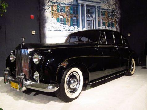 Rolls Royce Silver Cloud 1960 Foto: Evandro Silva